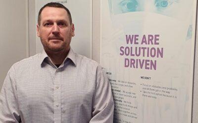 Staff Spotlight: Andrew Dixon, Purchasing Manager