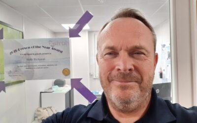 Staff Spotlight: Mike Richards, Site Director